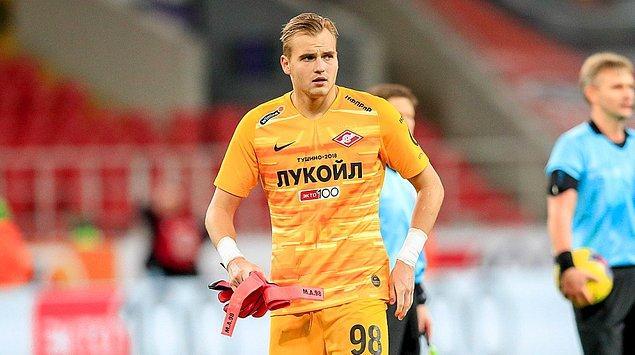 98. Aleksandr Maksimenko - 9 milyon euro