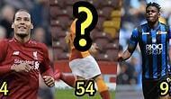 Listede Bir Tane de Türk Var! Giydikleri Forma Numarasına Göre Dünyanın En Değerli Futbolcuları
