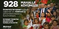 Mansur Yavaş 'Hiçbir Evladımız Mağdur Olmayacak' Dedi ve Ekledi, 'Ücretsiz İnternet İçin TÜRKSAT'la Görüşüyoruz'