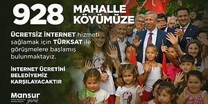 Mansur Yavaş 'Hiçbir Evladımız Mağdur Olamayacak' Dedi ve Ekledi, 'Ücretsiz İnternet İçin TÜRKSAT'la Görüşüyoruz'