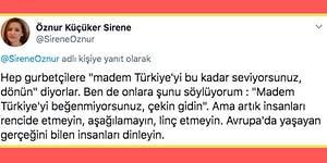 'Madem Türkiye'yi Beğenmiyorsunuz, Çekin Gidin' Diyen Fransa'daki Sözde Türkiye Uzmanı Öznur Sirene Herkesi Sinirlendirdi!