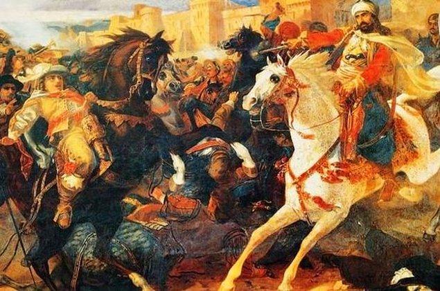 9. Eee biraz da tarih! Anadolu'nun kapıları Türklere hangi yılda açıldı?
