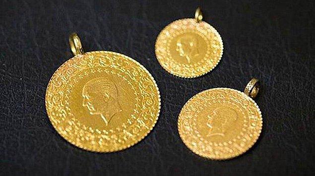 3. Gram altın da 186 liralardan 475 liraya çıkmış durumda.