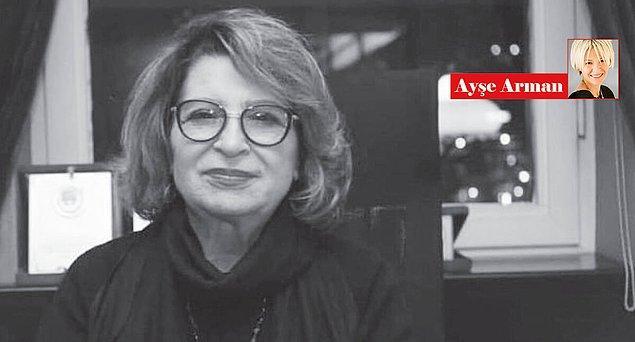 İşte Ayşe Arman da hazır gündemken hemen bir röportaj patlatmış kendisiyle!