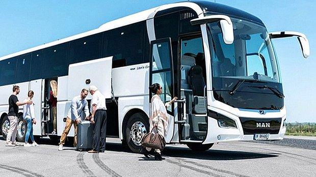 Uygun ve hesaplı; Otobüs.