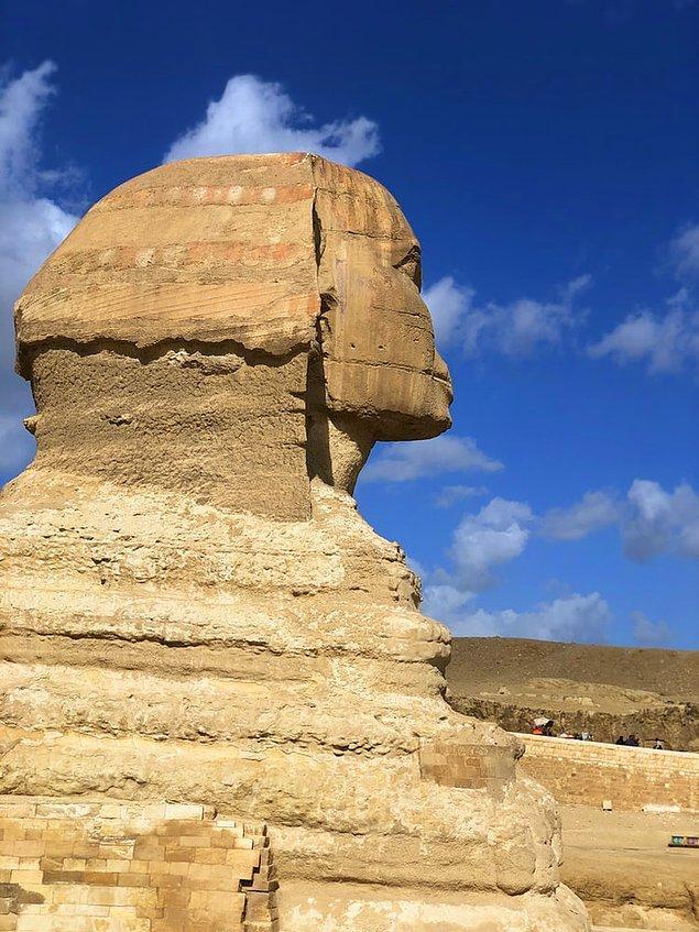 7. Antik Mısır'da doğum günleri sadece asil kısımda kutlanırdı.