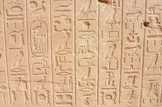 10. Mısırlılar diş cerrahisinde de gelişmişti.