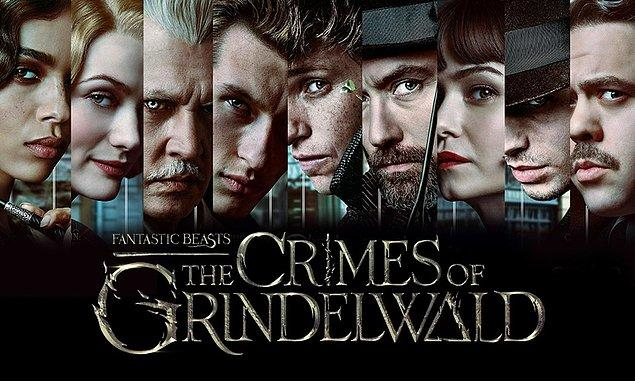 19. Fantastic Beasts: The Crimes of Grindelwald / 11 Ekim