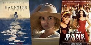 Netflix Türkiye'de Ekim Ayında Yayınlanacak Olan Yeni Diziler, Belgeseller ve Filmler
