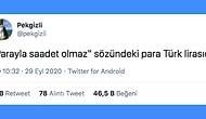 Türk Lirası'nın Değer Kaybı Sonrası Sitemini Güldürerek Eden Duygulara Tercüman Olanlar