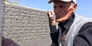 Dünyada Urartuca Yazabilen Son Kişi Mehmet Kuşman: 'ABD Kal Dedi Ama Aile İstemedi'