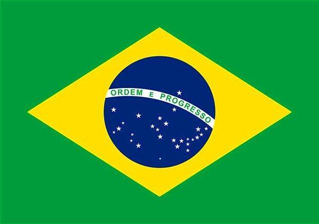 1. Brezilya?