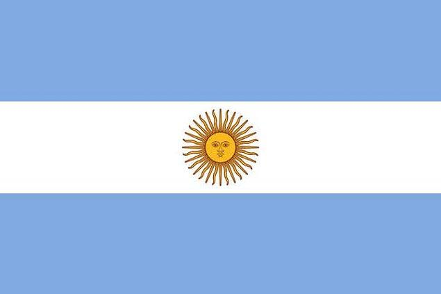 8. Arjantin?