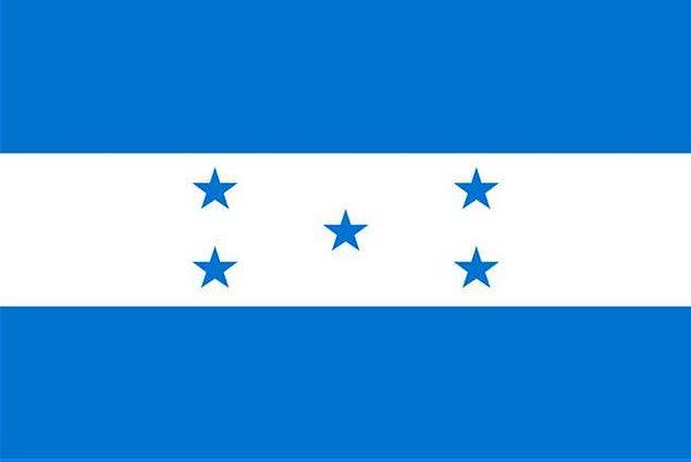 9. Honduras?