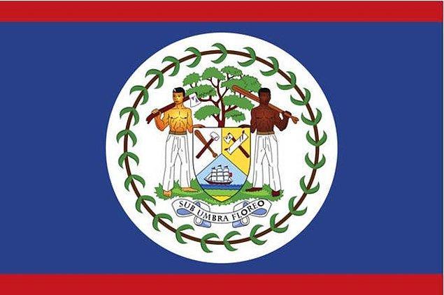 10. Belize?