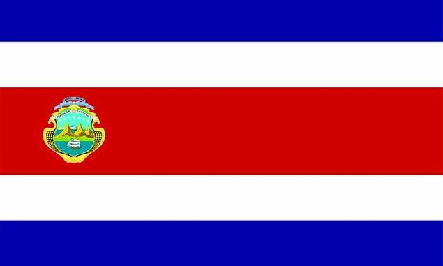 11. Kosta Rika?