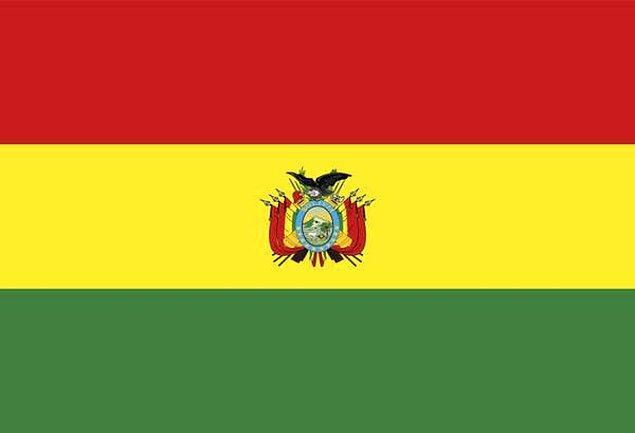 14. Bolivya?