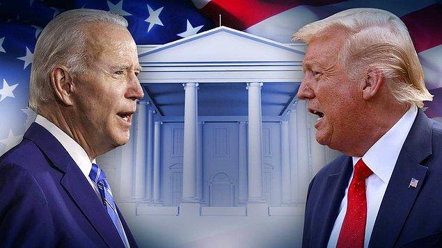 ABD'de 3 Kasım'da düzenlenecek 59. başkanlık seçimleri öncesinde Cumhuriyetçilerin başkan adayı Trump ve Demokratların başkan adayı Joe Biden, Cleveland'da Fox News sunucusu Chris Wallace'ın moderatörlüğünde ilk canlı yayın tartışmasını yaptı.