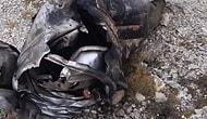 Ermenistan 'Türkiye Düşürdü' Dediği Uçağın Fotoğraflarını Yayınladı, Azerbaycan Yalanladı: 'Dağa Çarptı'