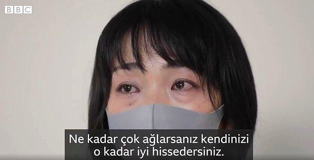 50 bin kişiyi ağlatan adam, Rui-katsu'nun en büyük faydası olarak ise insanların üzerindeki stresi ortadan kaldırması olarak görüyor.