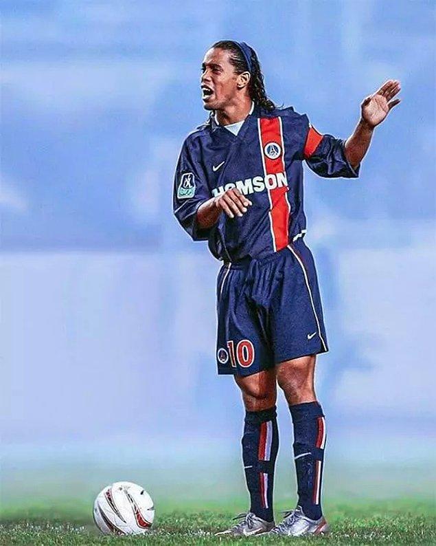 9. Ronaldinho