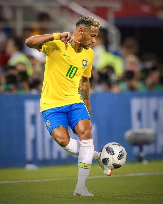 6. Neymar Jr.