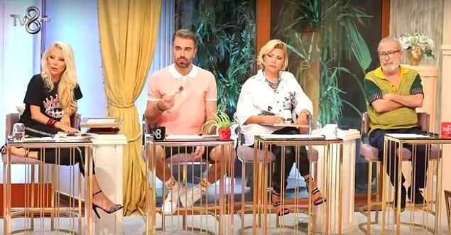TV 8'in moda programına ceza