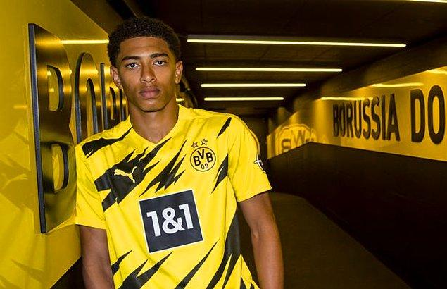 18. Jude Bellingham / Borussia Dortmund / 27 milyon €