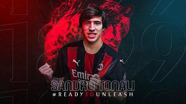 14. Sandro Tonali / Milan / 32 milyon €