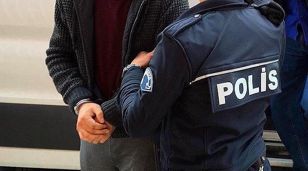 Gözaltına alındı