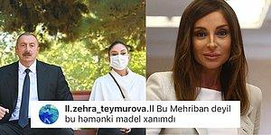 Azerbaycan Halkı Her Geçen Gün Gençleşen First Lady Mehriban Aliyev'i Tanıyamayınca 'Model' Komplo Teorisini Ortaya Attı