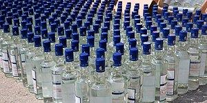 Evsel Kullanım Amaçlı Etil Alkol Satışı Yasaklandı