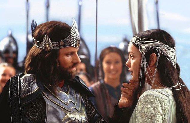 13. The Lord Of The Rings dizisinin çekimlerine Yeni Zelanda'da kaldığı yerden yeniden başlandı.