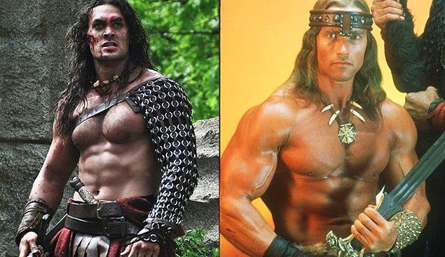 22. Conan The Barbarian, Netflix'te dizi oluyor.