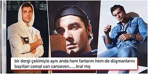 Survivor'ın Parlayan Yıldızı Cemal Can Canseven'in InStyle Dergisine Verdiği Pozlar Ortalığı Alev Alev Yaktı 🔥