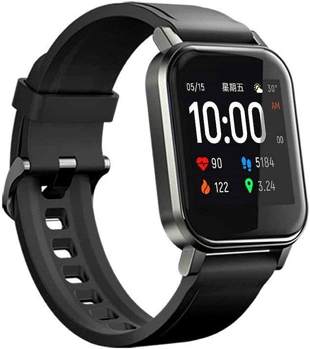 17. Akıllı saatler arasında son zamanların en çok tercih edilen ürünü olan Smart Watch 2,  vücut hareketi verilerini gerçek zamanlı olarak kaydederek saatin uygulamadaki çeşitli işlevlerini ayarlamak için senkronize çalışıyor.