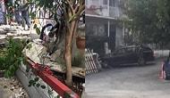 Kayınpederinin Evine Aracıyla Zarar Vermişti: Daha Önce Adli Kontrolle Serbest Bırakılan Şahıs Bu Kez Tutuklandı