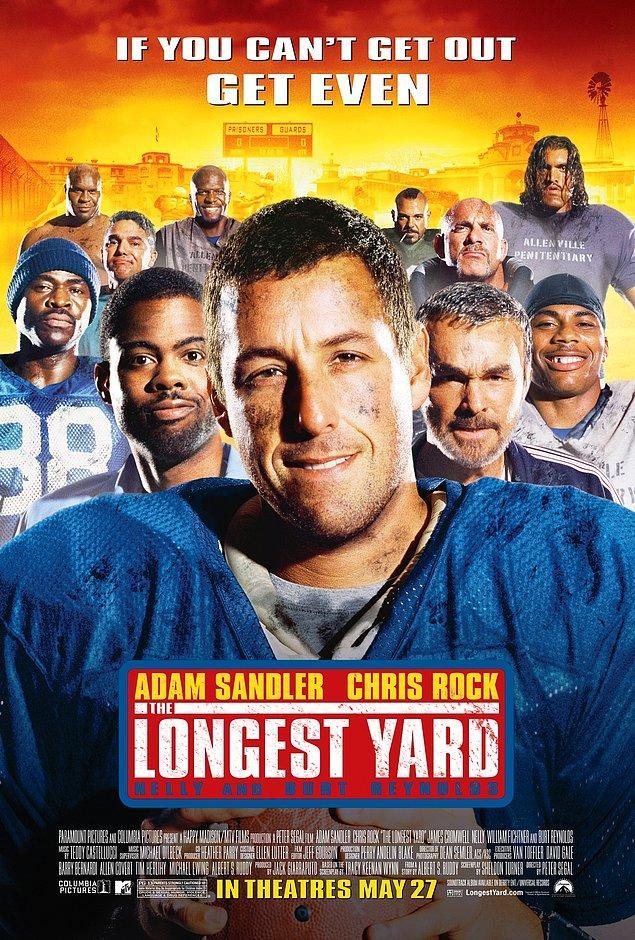 25. The Longest Yard - En Uzun Mesafe