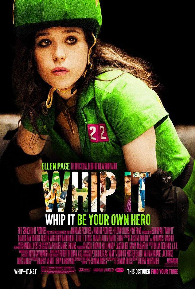 21. Whip It - Patenci Kızlar (2009)