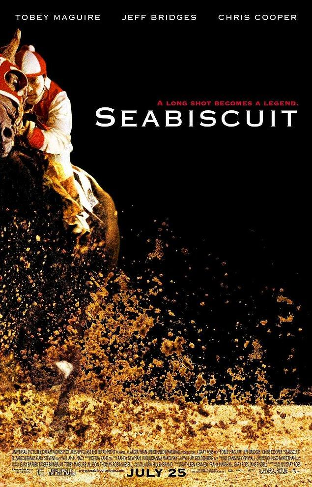 16. Seabiscuit - Zafer Yolu (2003)