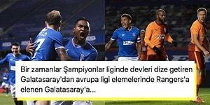 Yaprak Dökümü Sürüyor! Rangers'a Yenilen Galatasaray Avrupa'ya Veda Etti