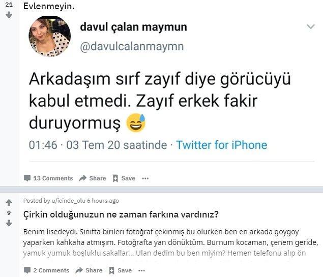 Özellikle Reddit'te örgütlenen incellerin arasına şimdi Türkler de katıldı.