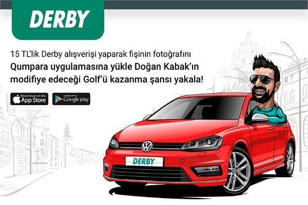 Modifiyeli araçlara meraklıysan Derby'den sana güzel bir haber var!