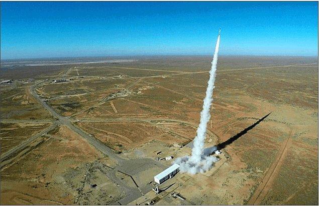 Woomera Yasak Alanı, NASA'nın ardından uzay faaliyetleri konusunda zirveye oynuyor.
