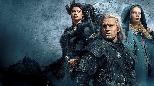 İlk sezonu ile büyük bir hayran kitlesi oluşturan 'The Witcher' dizisinin 2. sezonu geliyor!