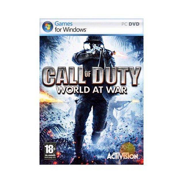 8. Bilgisayar oyunları arasında ilk çıktığından itibaren efsaneleşmiş bir oyun Call of Duty, bence bu oyun serinin en iyi yapımı ve üzerinde çok çalışılmış.