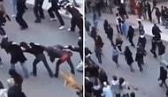 11 Yıl Önce Ankara Karanfil Sokakta Michael Jackson'ın 'Beat It' Şarkısı Eşliğinde Kaydedilen Harika Görüntüler