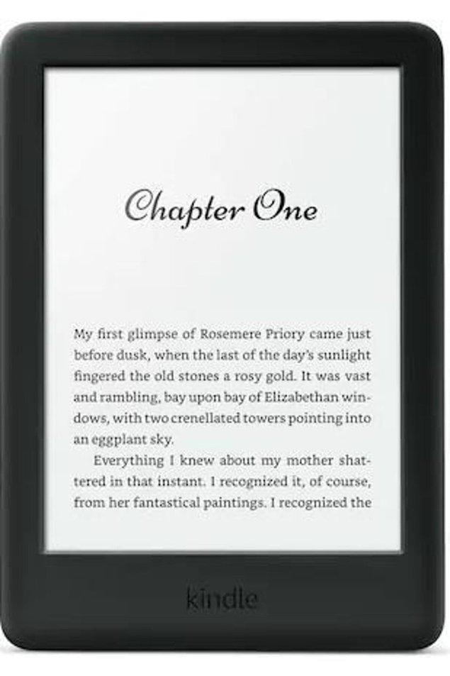 17. İsterseniz okuma keyfinizi elektronik ortama taşıyarak da romanların keyfini sürebilirsiniz.