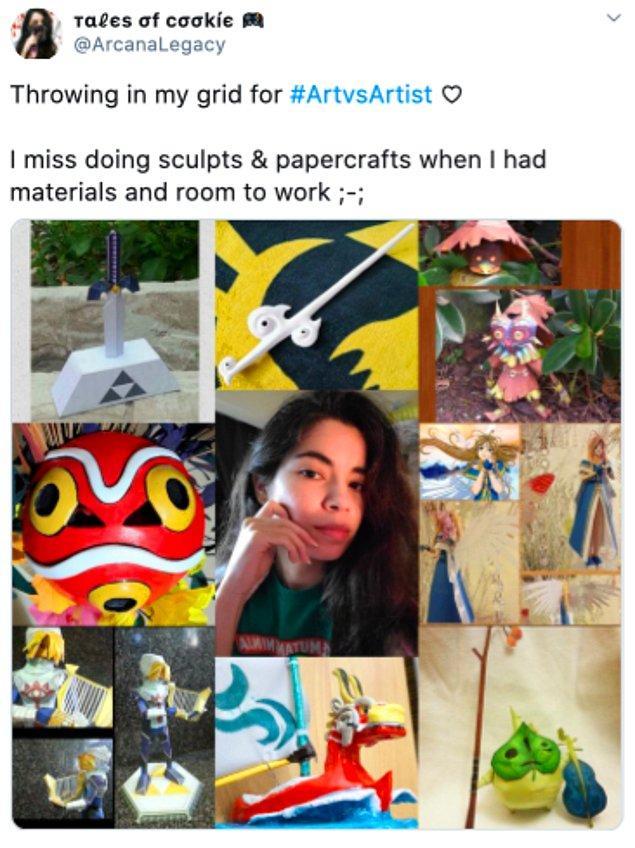 """41. """"Çalışacak yerim ve materyalim olduğunda heykel ve kağıttan bir şeyler yapmayı özledim"""""""