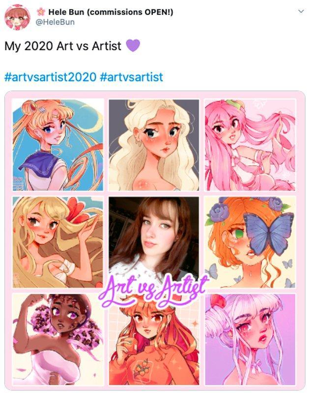 "48. ""Benim 2020 sanat vs sanatçım"""